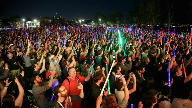 Star Wars Concert - including Rip